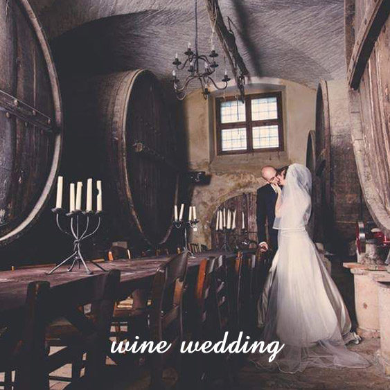 wine wedding